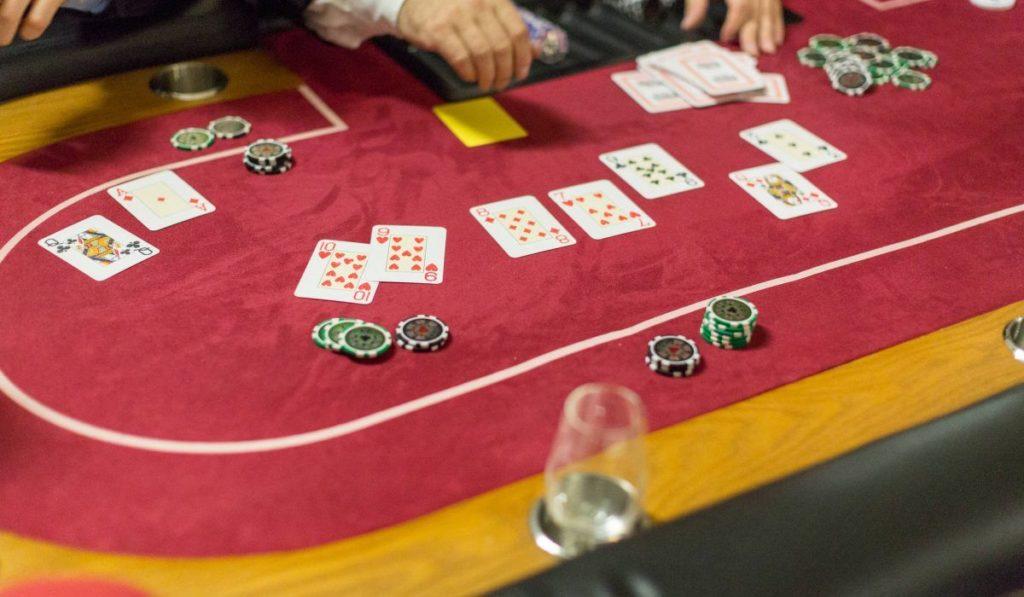 casino abend black jack