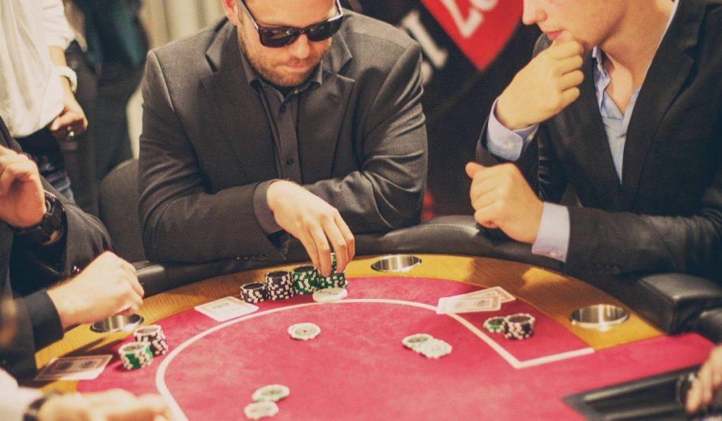 casino abend poker