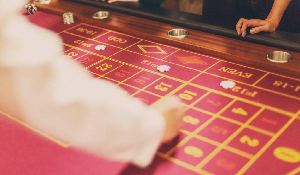 casino abend roulette